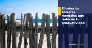 elimina barreras mentales